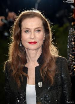 Isabelle Huppert Style and Fashion