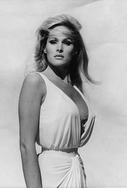 Ursula Andress Style and Fashion