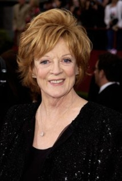 Maggie Smith Style and Fashion