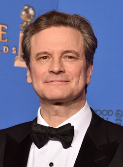 Colin Firth Style and Fashion