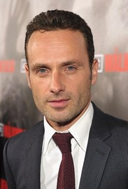 Andrew Lincoln Style and Fashion