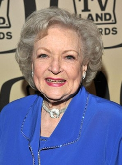 Betty White Style and Fashion