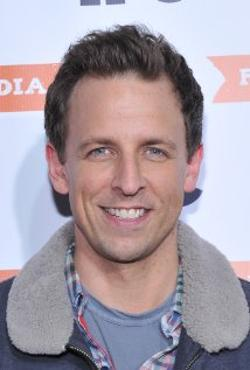 Seth Meyers Style and Fashion