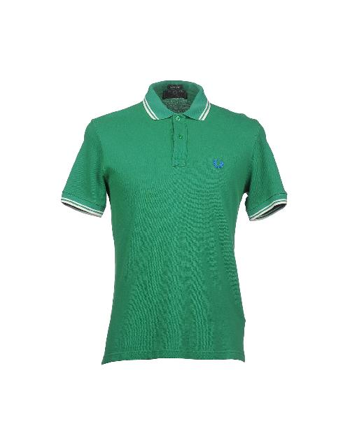 Green Polo Shirt by Fred Perry in Iron Man 3