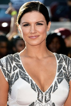 Gina Carano Style and Fashion
