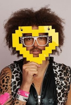 Redfoo Style and Fashion