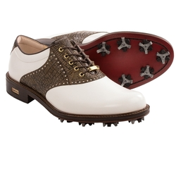 Ecco - World Class Gore-Tex Golf Shoes