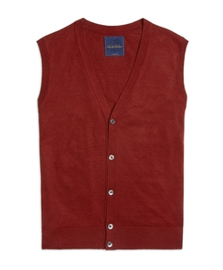 Brooks Brothers - Button-Front Vest