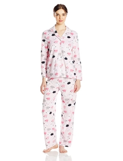 Karen Neuberger - Minky Fleece Pajama Set