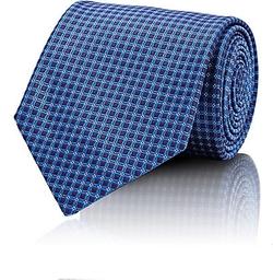 Ermenegildo Zegna - Micro-Square-Pattern Necktie
