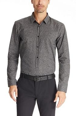 Hugo - Cotton Button Down Shirt