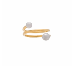 Maria Black - Body Spring Ring
