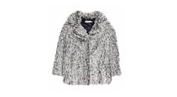 H&M - Faux Fur Jacket