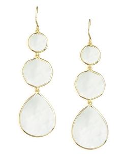 Ippolita  - Gelato Mother-Of-Pearl Earrings