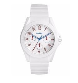 Fossil - Poptastic Silicone Strap Watch