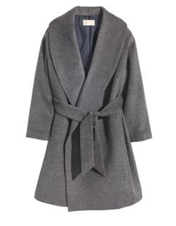 H&M - Wool-Blend Coat