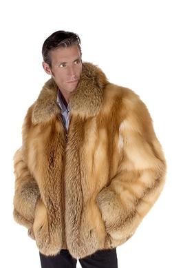 Madison Avenue Mall - Red Fox Jacket