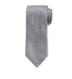 Charvet - Solid Textured Silk Tie