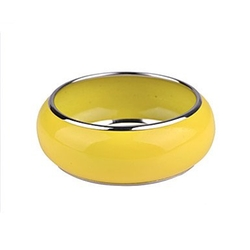 SuSy D Exceed - Enamel Bangle Bracelet