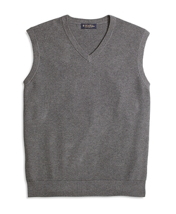 Brooks Brothers - Cotton Cashmere Vest