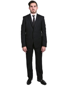 Versace - Oxford Two-Piece Wool Suit