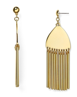 Lele Sadoughi - Tassel Chandelier Earrings