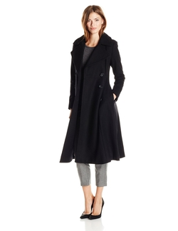 French Connection - Maxi-Length Wool Coat