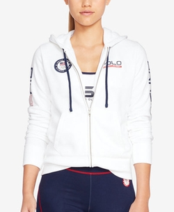 Polo Ralph Lauren - Team Usa Full-Zip Hoodie