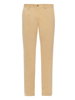 Loewe - Slim-Leg Cotton Chino Pants