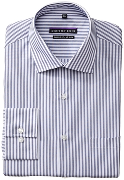 Geoffrey Beene - Regular-Fit Striped Shirt