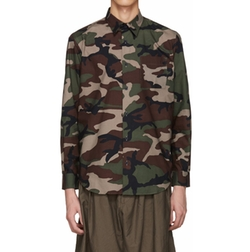 John Lawrence Sullivan - Khaki Camo Shirt