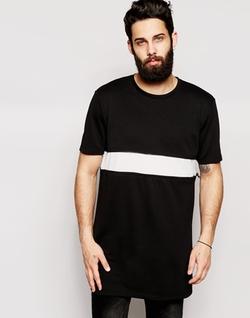 Asos - Longline T-Shirt