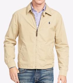 Polo Ralph Lauren - Poplin Windbreaker Jacket