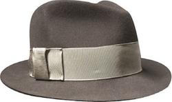 San Diego Hat Company  - Wool Felt Band Fedora Hat