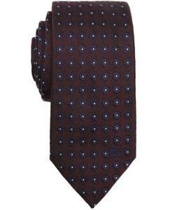 Burberry - Floral Printed Silk Tie