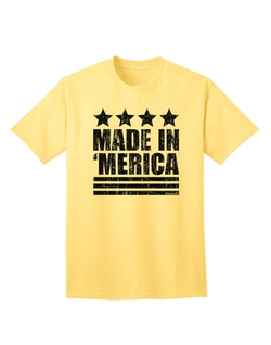 Too Loud - Made In Merica Design T-Shirt