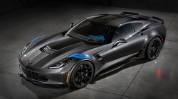 Chevrolet - Corvette Grand Sport Coupe