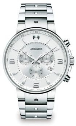 Movado - S.E. Pilot Chronograph Watch