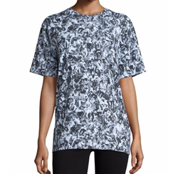 Opening Ceremony  - Short-Sleeve Collage-Print T-Shirt
