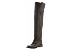 Delman - Sofie Over-the-Knee Leather Boots