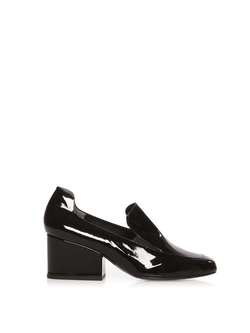 Robert Clergerie - Mony Patent Leather Loafer Shoes