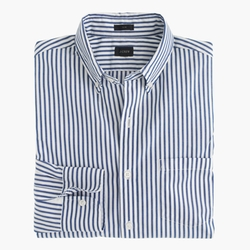 J. Crew - Slim Secret Wash Shirt
