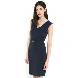 La Redoute - Sleeveless V-Neck Dress