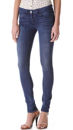 3x1  - Mid Rise Skinny Jeans