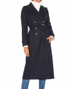 Tommy Hilfiger - Tommy X Gigi Long Military Coat