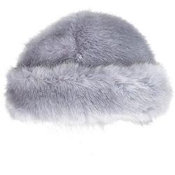 River Island - Faux Fur Beanie Hat