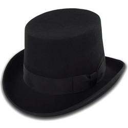 Belfry Hats - Wool Top Hat