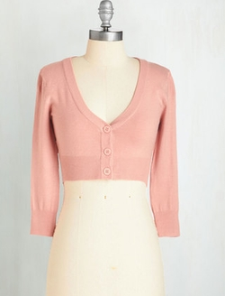 ModCloth - The Dream of the Crop Cardigan