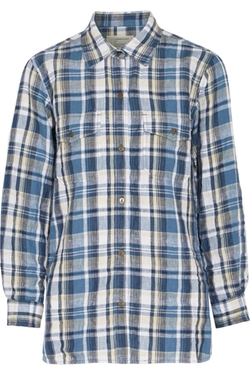 Current/Elliott - The Perfect Plaid Linen Shirt