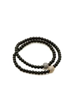 Rowen - Double Pave Choker/Bracelet
